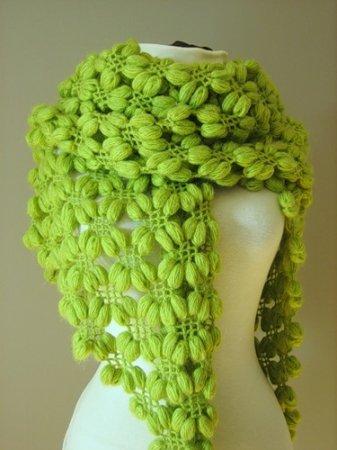 вязание крючком для начинающих видео уроки шарф принципы вязания
