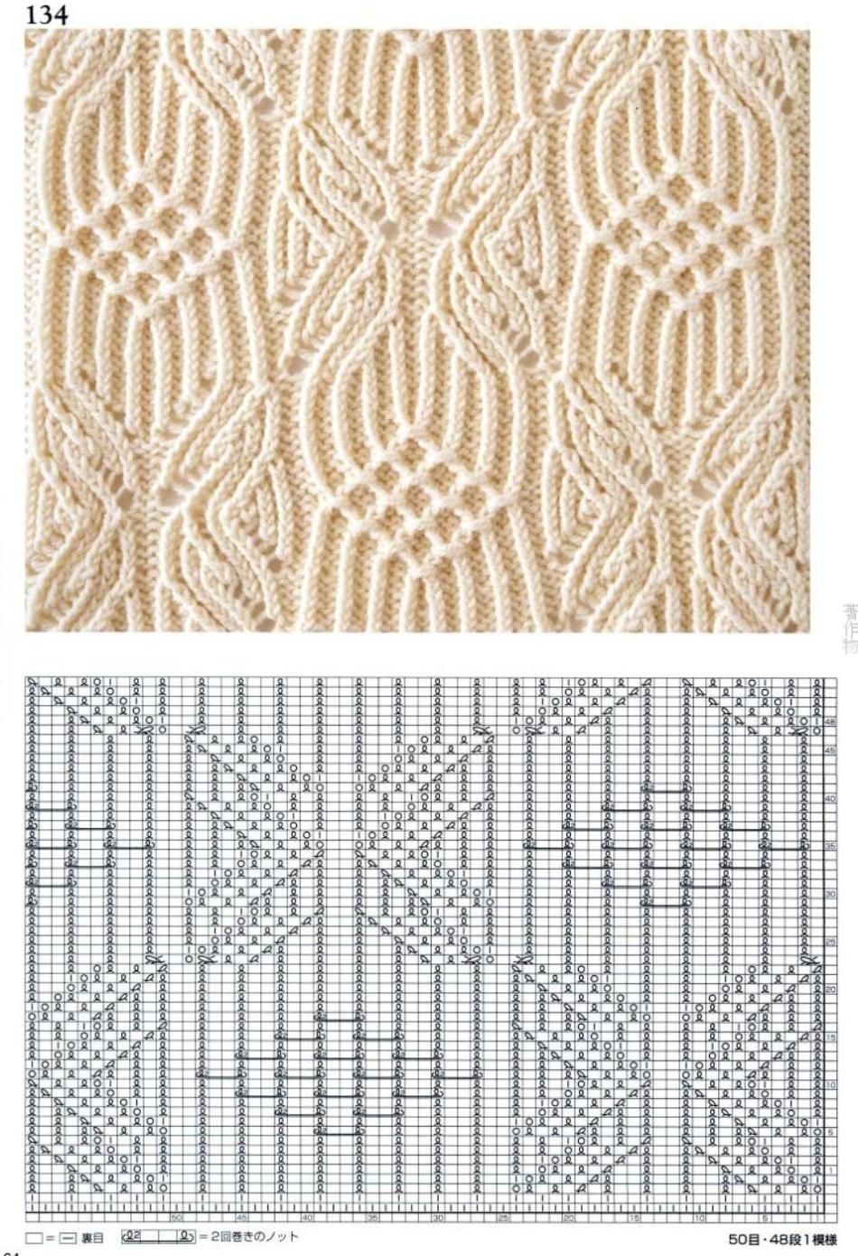 Un chaleco simple con agujas de tejer. En invierno o verano? ¿Cómo ...