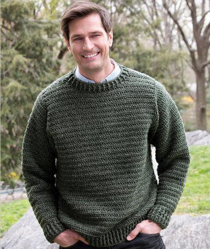 Suéteres tejidos a ganchillo hermosa juventud. Sweater crochet: cómo ...