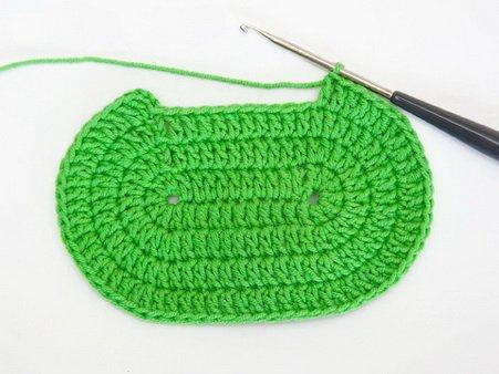 Tappeto Ovale Alluncinetto : Come legare un tappeto rotondo. trasforma le tue mani di cose
