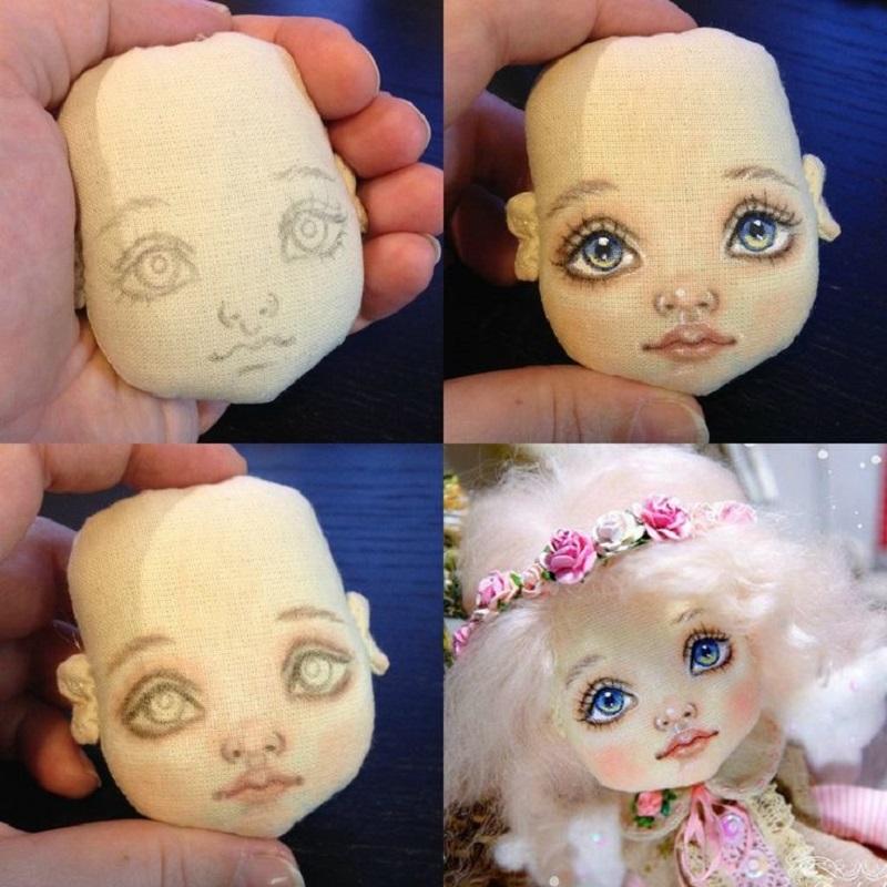 Как сделать куклу из фоама своими руками. Видео уроки и 25