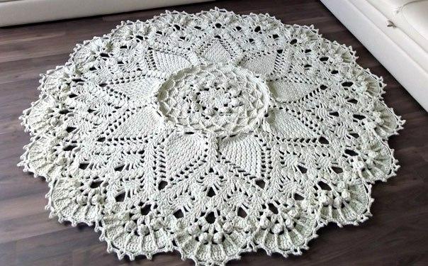 Tappeto Alluncinetto Rettangolare : Tappeto ovale dal pizzo cordato schemi di tappeti quadrati con