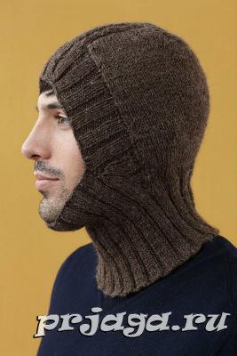 вязание мужских шапок с орнаментом мужская шапка крючком все что