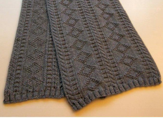 Cómo atar una bufanda de moda para un hombre. Gorras y bufandas para ...