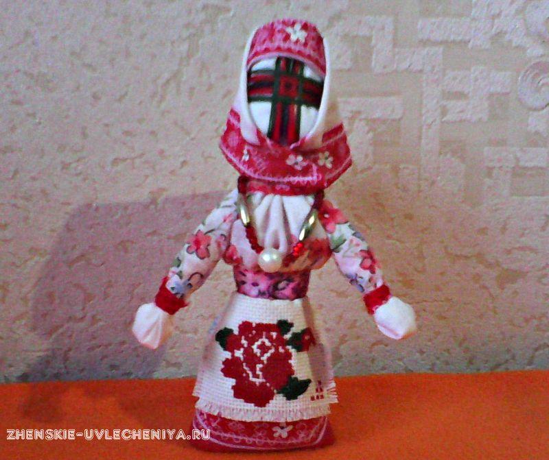 Muñecas hechas a mano de tela. Muñecas de foyamir: clase magistral ...