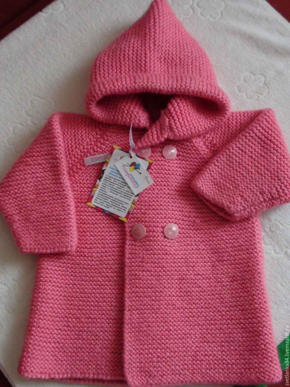 Мастер класс вязание пальто детское для 524